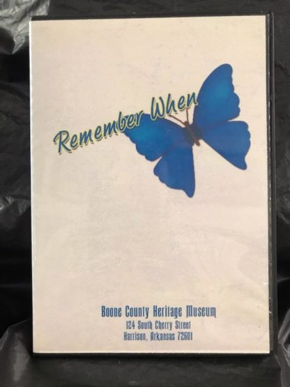 Remember When DVD