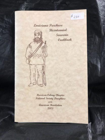 Souvenir Cookbook